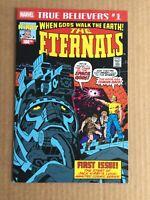 True Believers #1 The Eternals Marvel Comics High Grade