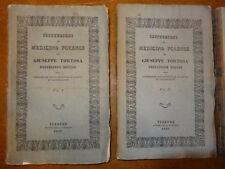 Istituzione di Medicina Forense - Tortosa - Firenze 1929 - Celli e Ronchi IV Vol