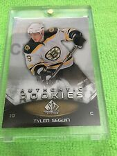 Tyler Seguin Sp Game Used Rookie /99