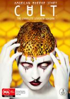 American Horror Story Season 7 : CULT : NEW DVD