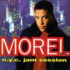 Morel Inc. N.Y.C. Jam Session CD, New & Factory sealed.
