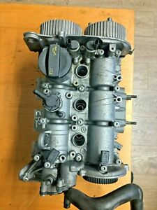 18-20 VW POLO AW 1.0 PETROL CYLINDER HEAD/CAMSHAFTS/ROCKER COVER CHZL