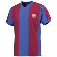 Camisetas de fútbol de clubes españoles de manga corta Barcelona talla L