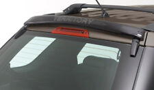 GENUINE FORD SX SY SZ TERRITORY REAR ACRYLIC DUST DEFLECTOR TINTED WITH WORDING