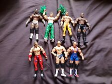 WWE DELUXE AGGRESSION Figures Jakks Pacific WWF Make Your Selection