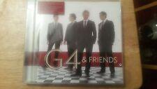 G4 & Friends (2005) Classical CD feat.LESLEY GARRETT  CLIFF RICHARD ROBIN GIBB