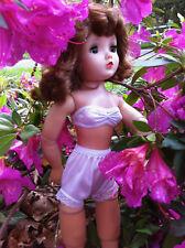 White Lingerie & Hose for VINTAGE Madame Alexander Cissy: Doll Secrets
