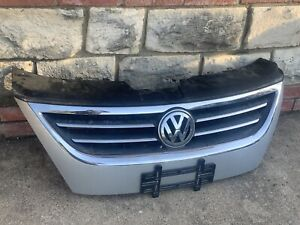 2009-2012 Volkswagen CC Front Grill Silver