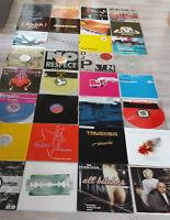25-er Paket Schallplatten Sammlung Techno House Trance Elektro Dance versandfrei