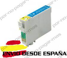 1 CARTUCHO DE TINTA CIAN T0712 COMPATIBLE NonOEM EPSON STYLUS SX110 SX210
