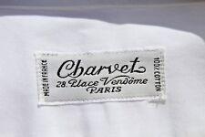 Charvet Place Vendôme 15.5/32 Slim Fit Gent's White Formal Tuxedo Shirt- $705.00