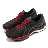 Asics Gel-Kayano 27 Classic Red Black Men Running Shoes Sneakers 1011A767-600