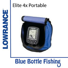 Lowrance Elite 4x Portable