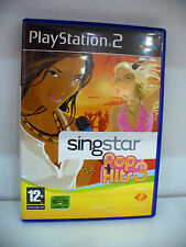 JEU PS2  SINGSTAR POP HITS 3
