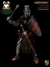 ACI Toys 1/6 ACI24 Templar Knight Sergeant Brother_ Box Set #D _Crusader AT082Z