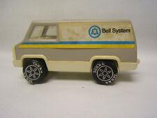 Bell System Telephone Tonka Pressed Steel Service Van 1979