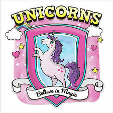 (Very Good)1849539561 Unicorns: Believe in Magic,.,Hardcover