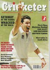 January Wisden Cricket Sports Magazines in English