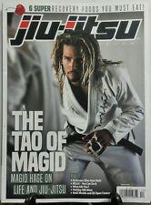 Jiu Jitsu Magazine Dec 2016 The Tao of Magid Anderson Silva FREE SHIPPING sb