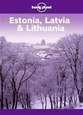 Estonia, Latvia and Lithuania (Lonely Planet),John Noble, Nicola Williams, Robi