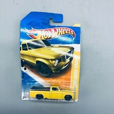 Hot Wheels '63 studebaker champ 2011 new models 29/58 yellow 2010 new in package