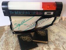 Virginia Slims Ultra Lights Vintage 80s Flashlight NOS Lot Little Black Book