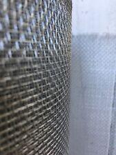 Larder Cupboard Vintage Woven Wire Mesh