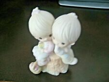 """1978 Precious Moments """"Love One Another"""" With Candle Marking - Good Condition"""