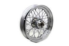 16  Front Spoke Wheel Chrome For Harley-Davidson