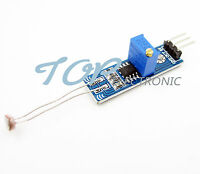 5PCS LM393 Optical Photosensitive light sensor module Shield DC 3-5V M194