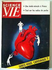 SCIENCE ET VIE n°501 du 06/1959; Une école miracle à Vence / Radio de poche
