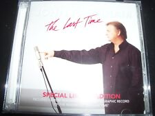 John Farnham – The Last Time - Special Limited Edition CD + CD Rom – Like New