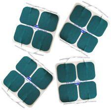TENS Electrode Pads - 16 Cloth-Backed 5cm Square - Bargain Bulk Pack
