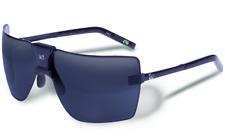 Gargoyles Arnold Terminator Sunglasses Classic Black w/Ice Silver 10700069.QTM