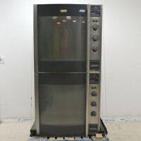 Hobart HR7 Electric Dual Commercial Rotisserie Oven 1-3Ph 208V for PARTS (AS/IS)