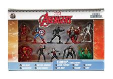 Authentic Marvel Nano Metalfigs Die-Cast Excdellent Quality Mini Figures 10 Pack