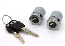 NEW Lockcraft Door Lock Cylinder PAIR / For 1988-1994 Chevrolet 1500 2500 3500