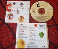 Christmas EMI CD PAUL McCARTNEY George Michael ELTON JOHN Queen BEACH BOYS MUD