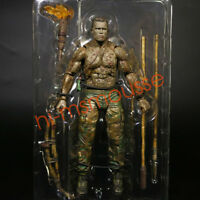 "NECA Predator 30th Anniversary Jungle Disguise Dutch 7"" Action Figure Collection"