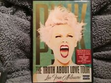 Pink: The Truth About Love Tour - Live from Melbourne (US IMPORT) DVD NEW