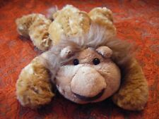 """TOP SHOP BROWN  LION MICRO  HOTTIE  SOFT CUDDLY TOY 10"""" APPROX  VGC (B119)"""