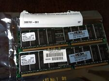HP 1024mb pc2100 DDR, 201694-b21, aa657a, 351109-b21, 300701-001, ktc7494/1