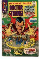 Strange Tales 156 VG Marvel Comics *CBX2C