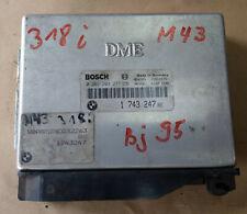 BMW e36 316i m43 Dispositif de commande BMW 1247852 Bosch 0261203276 moteur taxe périphérique