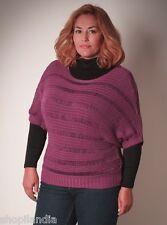 Suéter Jersey Sweater TALLAS GRANDES TAGLIE FORTI PLUS SIZE GRANDE TAILLE XL 52