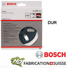 plateau bosch 2608601116 pour GEX 125-150 AVE; GEX 150 AC; GEX 150 Turbo
