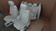 VW Passat 3G B8 Variant Ledersitze Ledersitzausstattung Beige Massage Mem. 1416