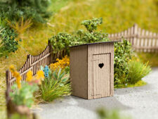 Noch 14359 gauge H0, Outhouse (Laser Cut Minis Kit) # NEW ORIGINAL PACKAGING #