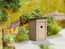 NOCH 14359 échelle H0,Petite maison-toilette LASER CUT minis Kit de montage # in