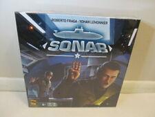 2017 Sonar Board Game by MATAGOT Submarine Combat Captain I3